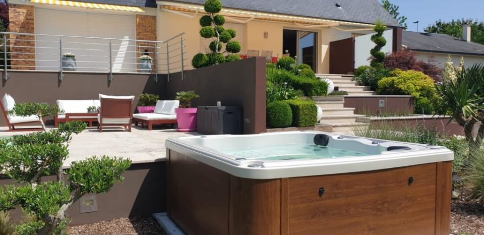 Idol Spas Hot Tub Elis Réalisation