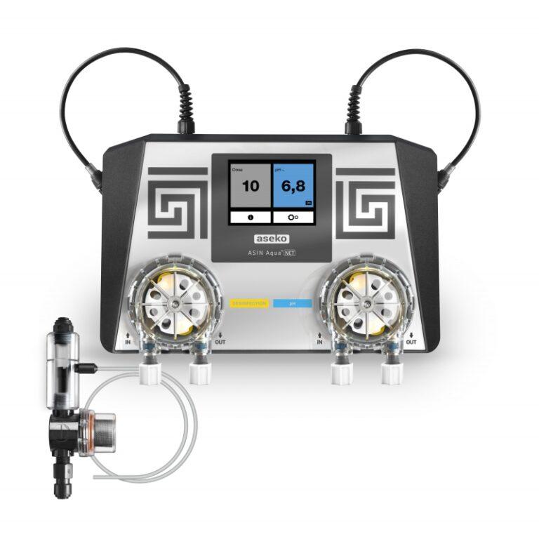 automatická virivky aqua dávka
