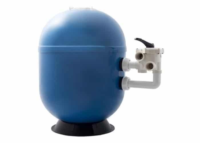 Laminátový filtr Vienna II s šesti-cestným ventilem (ruční)